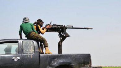 صورة الثوار يتصدون لقوات الأسد والميليشيات ويقتلون عشرة عناصر في خان طومان