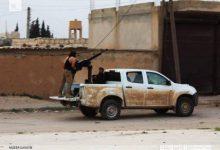 صورة جيش الفتح يستعيد النقاط التي خسرها بالقرب من خان طومان