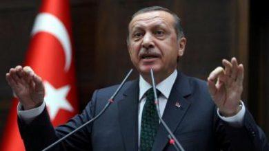 صورة تركيا تتعهد بمنع قيام أي كيان كردي إنفصالي على الحدود شمال سوريا