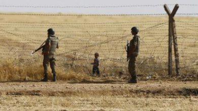 صورة تركيا تؤكد أن حادث قتل اللاجئين قرب الحدود كان عن طريق الخطأ