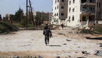 صورة الكاستللو: المعركة لم تنتهي بعد والثوار يعدون بمواصلة القتال
