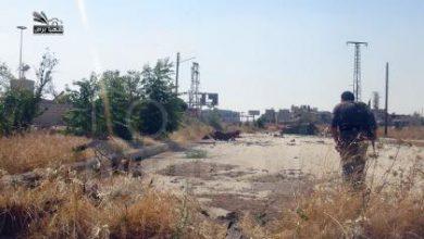 صورة الثوار يستعيدون السيطرة على عدة مواقع في الخالدية وبني زيد