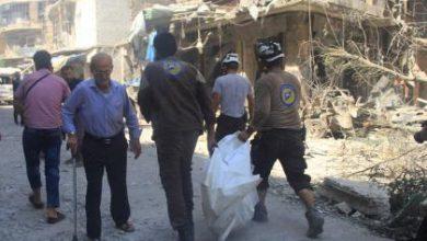 صورة نظام الأسد يدمر مشافي حلب والمرافق الصحية