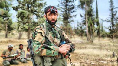 صورة جيش المجاهدين ينعي أبرز قادته شهيداً في معارك حلب