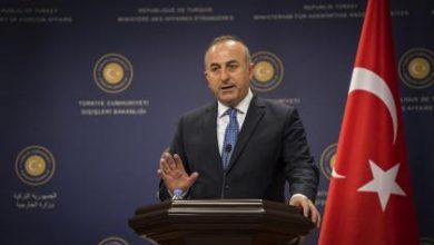 صورة تركيا تدعم أي جهد عسكري لمحاربة داعش في سوريا