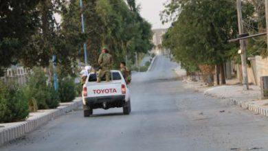 صورة ساعات على انطلاقتها معركة درع الفرات تحقق السيطرة على جرابلس