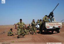 صورة الثوار في غرفة عمليات حوار كيليس يحررون خمس قرى من داعش