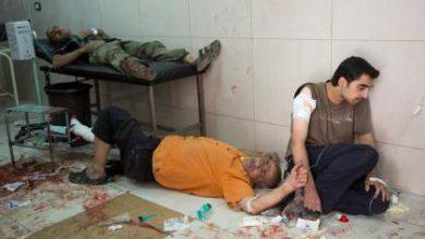 صورة مذبحة حلب مستمرة.. استشهاد 92 مدنياً السبت وجرح المئات