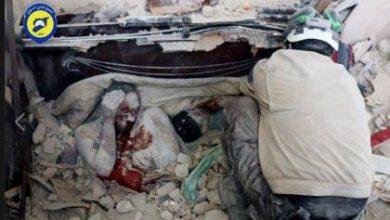 صورة دعوات عربية ودولية لإنقاذ حلب