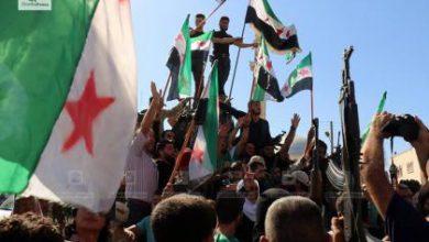 صورة اتحاد علماء المسلمين يدعو إلى تظاهرات غضب من أجل حلب