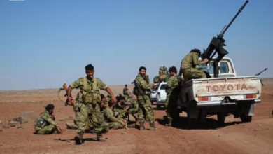 صورة الثوار يتقدمون مجدداً على حساب داعش شمال حلب