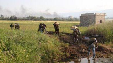 صورة الثوار يطلقون معركة عاشوراء في جبل الأكراد