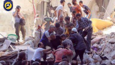 صورة روسيا تعلن عن هدنة في حلب قريباً والمعارضة تعلق