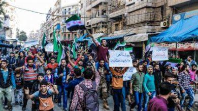 صورة انتهت الهدنة والحلبيون صامدون تحت الحصار