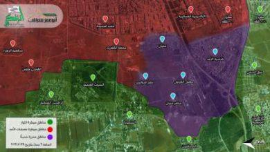 صورة الثوار يواصلون تقدمهم غرب حلب
