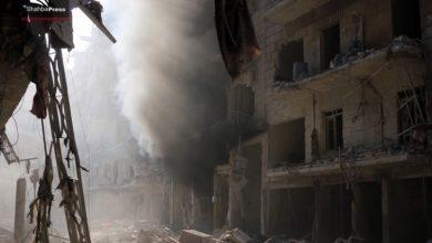 صورة بعد ساعات من تشكيله جيش حلب يدعو للنفير العام