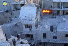 صورة حراك دولي لوقف إطلاق النار في حلب