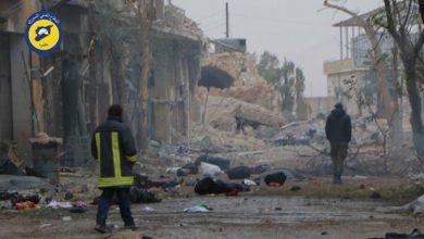 صورة منظمة أطباء العالم تندد بصمت المجتمع الدولي إزاء مذبحة حلب