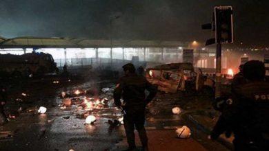 صورة المعارضة السورية تدين تفجيرات اسطنبول الانتحارية