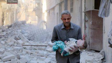 صورة الأمم المتحدة تحمل الأسد وروسيا مسؤولية إبادة حلب
