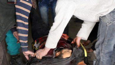 صورة الدفاع المدني بحلب يؤكد أن عدد الشهداء في مدينة حلب كبير ولا يمكن توثيقه