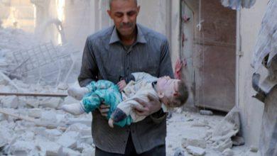 صورة اليونيسف: آلاف الأطفال وعائلاتهم ما زالوا محاصرين في حلب