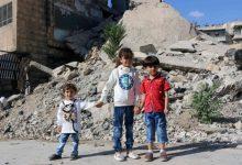 صورة بانا العابد أصغر ناشطة حلبية تنجو من الحصار