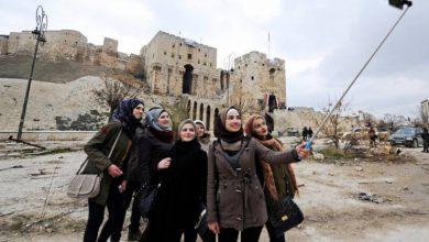 صورة مساعي تركية روسية لتعميم وقف إطلاق النار في سوريا