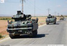 صورة داعش يستهدف قاعدة تركية قرب الباب بالغازات السامة ودرع الفرات تستمر في معاركها