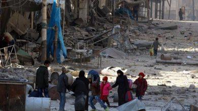 صورة التلغراف: الغرب يفقد السيطرة على الشرق الأوسط بسقوط حلب