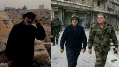 """صورة المعارضة الإيرانية """" مليشيات الحرس الثوري هي من احتلت حلب """""""