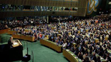 صورة دفع دولي باتجاه محاكمة الأسد ومعاونية على جرائم الحرب