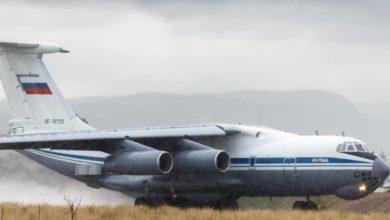 صورة مقتل كامل ركاب طائرة روسية كانت متجهة الى سوريا
