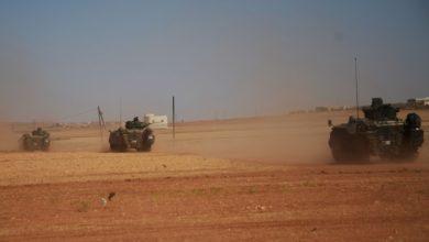 صورة تركيا تؤكد ضرورة دعم التحالف الدولي في معركة تحرير الباب