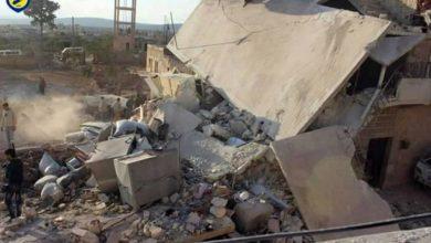 صورة قوات الأسد والمليشيات تقصف ريف حلب والثوار يردون
