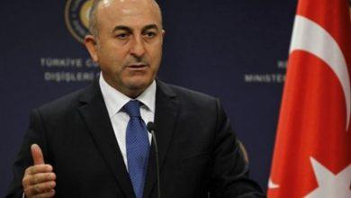 صورة تركيا تطالب بالضغط على الأسد للالتزام بوقف إطلاق النار في سوريا