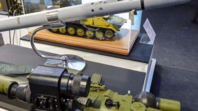 صورة هذه الأسلحة التي تركتها روسيا لداعش في تدمر