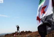 صورة الثوار يحرزون تقدماً على داعش في الباب