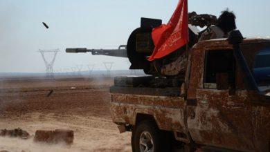 صورة تركيا تعلن قتل العشرات من داعش قرب الباب شمال شرق حلب
