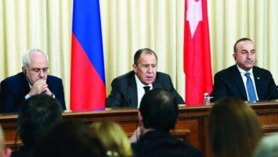 صورة دعوات روسية لحكومة ترمب للمشاركة في لقاء أستانة