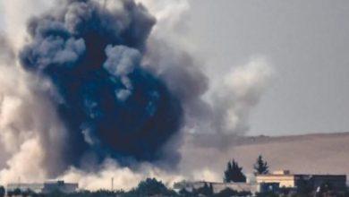 صورة العمليات العسكرية لدرع الفرات والطيران التركي توقع المزيد من القتلى في صفوف داعش