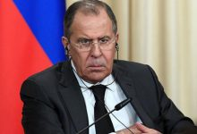 صورة تصريحات لافروف تؤكد دور روسيا في حماية الأسد من السقوط