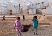 صورة داعش يفجر مفخخة بمخيم الرقبان للاجئين السوريين
