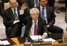 صورة بعد موت تشوركين .. روسيا تلوح من جديد باستخدام الفيتو دفاعا عن الاسد