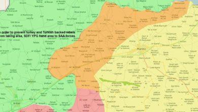 صورة قسد تسلم مناطق بريف منبج لقوات الأسد لمنع تقدم درع الفرات