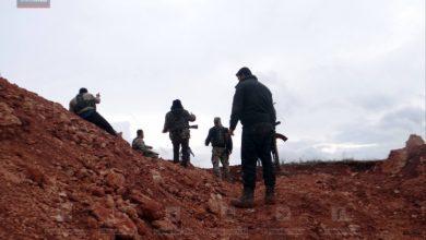 صورة الثوار يتصدون لمليشيات الأسد شمال وغرب حلب