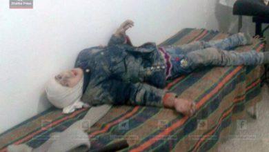 صورة برغم الهدن المعلنة قوات الأٍسد ترتكب 28 مجزرة في شباط الماضي