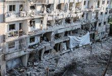 صورة القصف والموت يحاصر الوعر لإجباره على الإذعان
