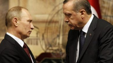 صورة الوضع السوري على قائمة اجتماعات أردوغان وبوتين