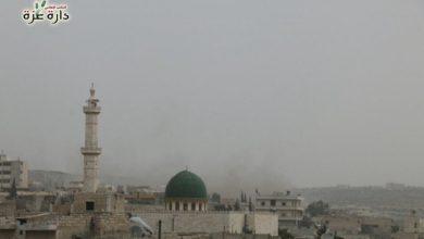 صورة الطيران الروسي يكثف قصفة لمدن وبلدات ريف حلب المحررة